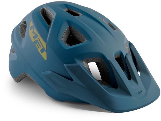 MET Echo Helm petrol blue